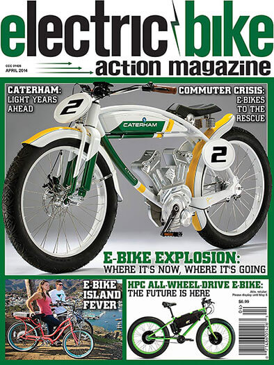 Subscribe to Electric Bike Action