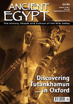Ancient Egypt Magazine 1 of 5
