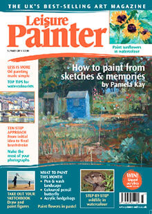 Latest issue of Leisure Painter