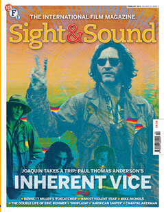 Latest issue of Sight and Sound