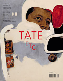 Latest issue of TATE ETC.