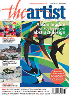 Latest issue of The Artist