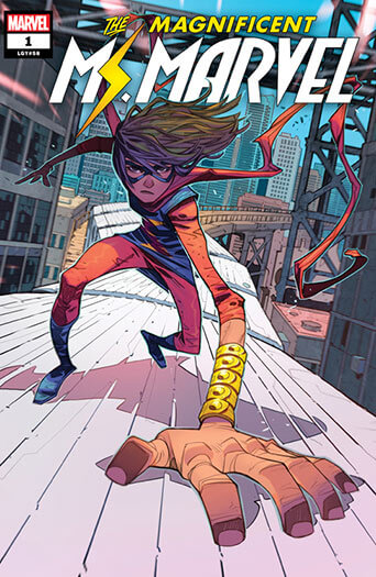 More Details about Magnificent Ms Marvel Comic
