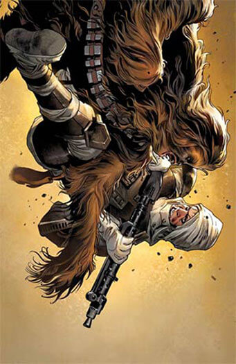 Best Price for Star Wars Comic Subscription