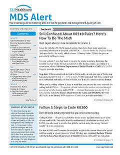 Latest issue of MDS Alert Magazine