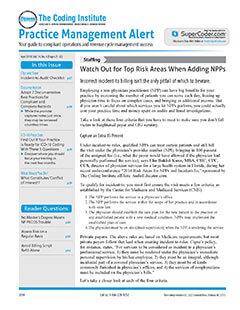 Latest issue of Practice Management Alert Magazine