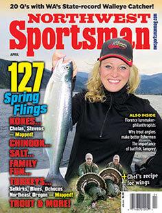 Latest issue of Northwest Sportsman Magazine