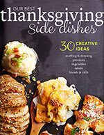 Our Best Thanksgiving Side Dishes 1 of 5