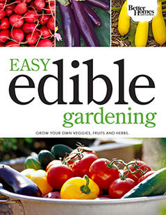 Cover of Easy Edible Gardening digital PDF