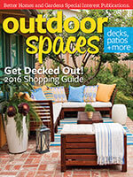 Outdoor Spaces 2016 1 of 5