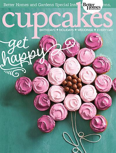 Cover of Cupcakes 2016 digital PDF
