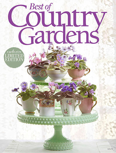 Cover of Best of Country Gardens digital PDF