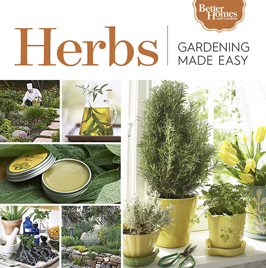 Cover of Gardening Made Easy: Herbs digital PDF