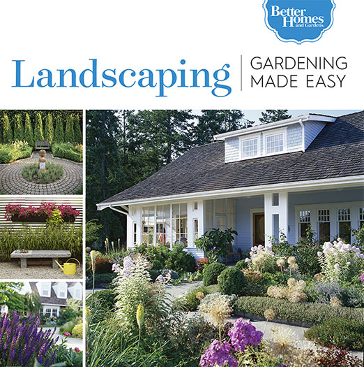 Cover of Gardening Made Easy: Landscaping digital PDF