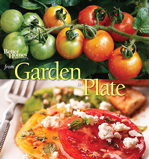 Cover of From Garden To Plate digital PDF