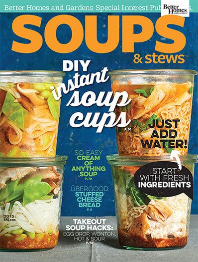 Cover of Soups & Stews 2015 digital PDF