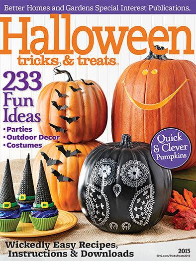 Cover of Halloween Tricks & Treats 2015 digital PDF