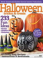 Halloween Tricks & Treats 2015 1 of 5