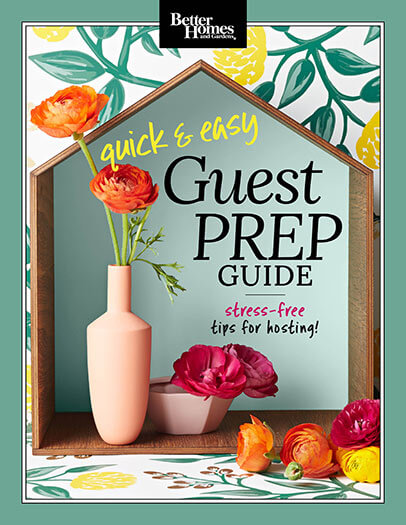 Cover of Quick & Easy Guest Prep Guide 2016 digital PDF