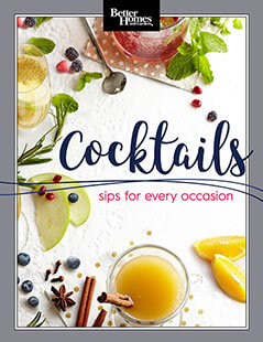 Cover of Cocktails digital PDF