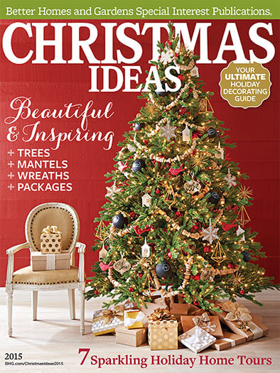 Cover of Christmas Ideas 2015 digital PDF