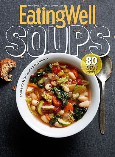 Cover of EatingWell Soups digital PDF
