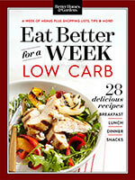 Eat Better For A Week: Low Carb 1 of 5