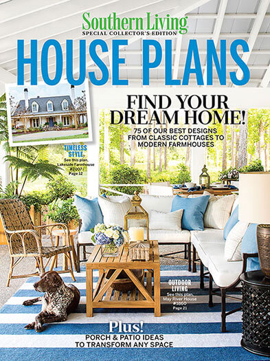 Cover of Southern Living 2019 House Plans PDF digital PDF