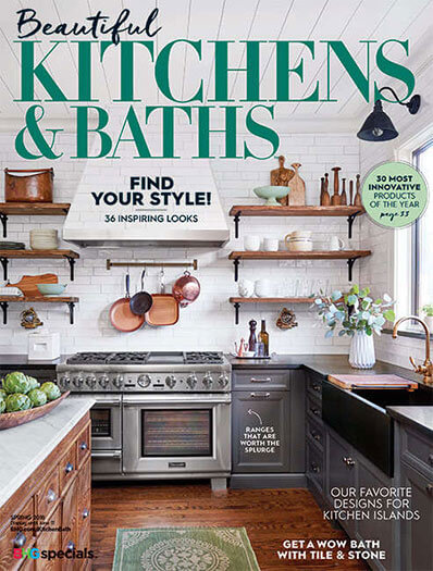 Beautiful Kitchens & Baths Spring 2018 - 1 Issues