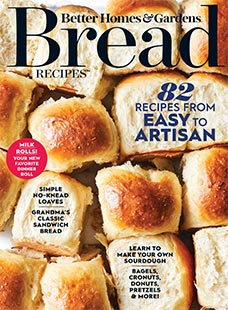 Cover of Better Homes and Gardens: Best Bread Recipes