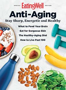 Cover of EatingWell Anti-Aging