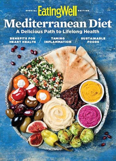 Cover of EatingWell Mediterranean Diet