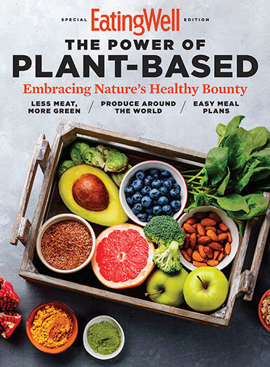 Cover of EatingWell: The Power of Plant-Based
