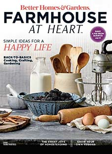 Cover of Farmhouse at Heart