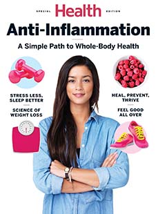 Cover of Health Anti-Inflammation