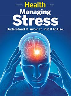 Cover of Health Managing Stress