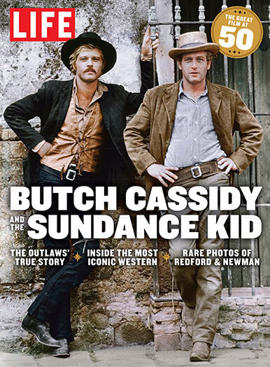 Cover of LIFE: Butch and Sundance