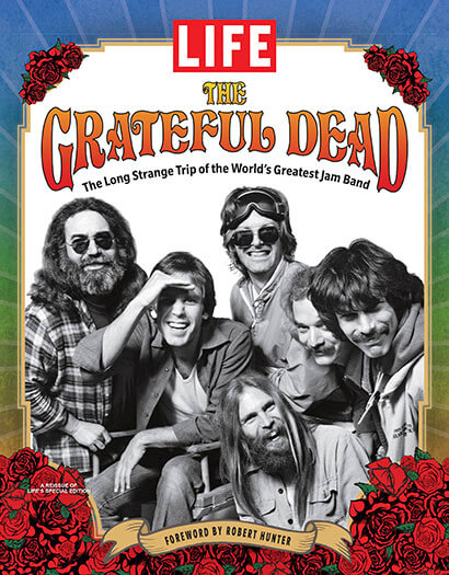Cover of LIFE The Grateful Dead
