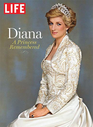 Cover of LIFE: Princess Diana