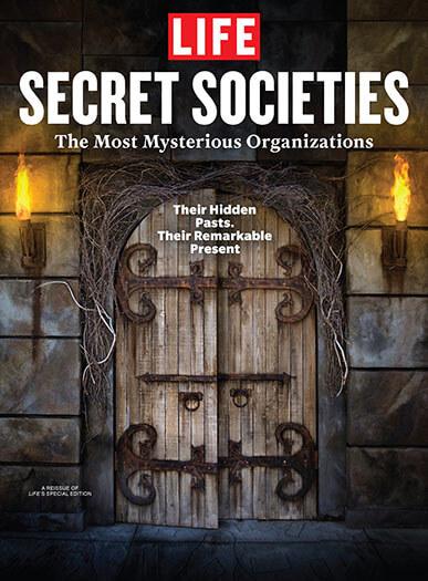 Cover of LIFE Secret Societies