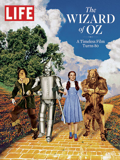 Cover of LIFE The Wizard of Oz