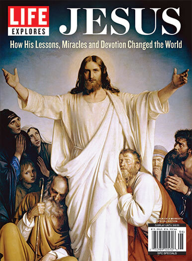 Cover of LIFE Explores The Life of Jesus