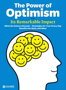 Cover of The Power of Optimism