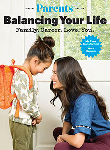 Cover of Parents: Balancing Your Life