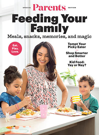 Cover of Parents: Feeding Your Family