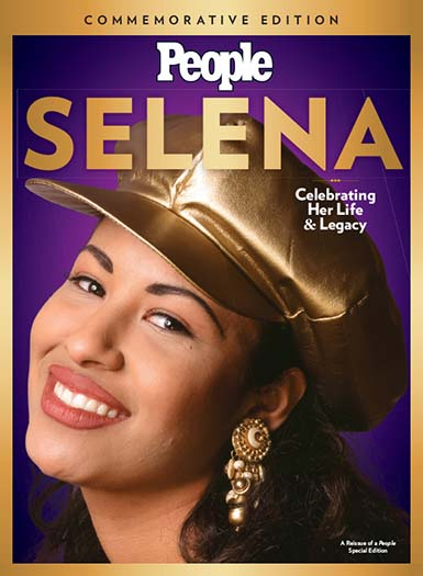 Cover of PEOPLE: Selena