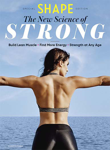 Cover of Shape The New Science of Strong