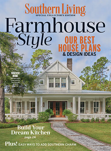 Cover of Southern Living Farmhouse Style