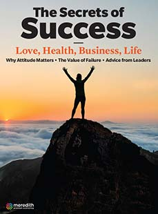 Cover of The Secrets of Success