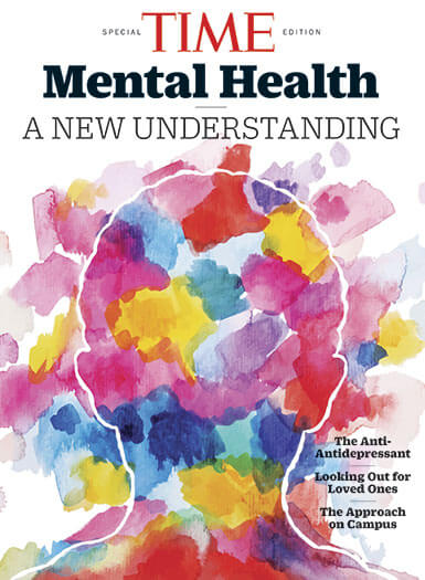 Cover of TIME: Mental Health